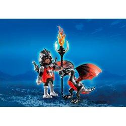 Playmobil 4793 - Rycerz ze smokiem