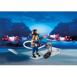 Playmobil 4795 - Strażak z hydrantem
