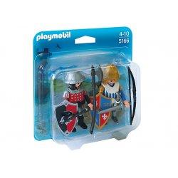 Playmobil 5166 - Duo Pack Rycerze