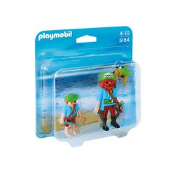 Playmobil 5164 - Duo Pack Duży i Mały Pirat