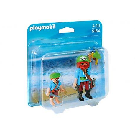 Playmobil 5164 - Duo Pack Duży i mały pirat