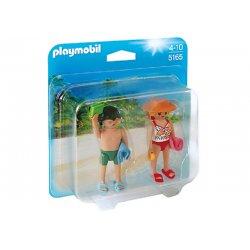 Playmobil 5165 - Zestaw Duo Pack Plażowicze