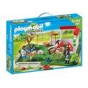 Playmobil 6147 - Wybieg dla koni z boksem