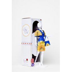 Dress your doll - Manekin, lalka jak Barbie