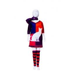 Strój Dress your doll - Sally Cat - sweter + getry