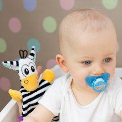 Hencz Toys - Welurowa Pacynka Zebra