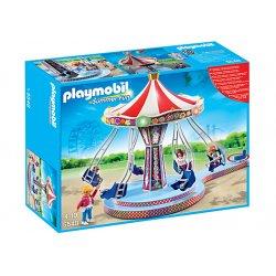 Playmobil 5548 - Karuzela łańcuchowa z kolorowym oświetleniem
