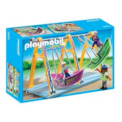 Playmobil 5553 - Huśtawka Łódka