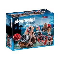 Playmobil 6038 - Olbrzymia armata rycerzy herbu Sokoła