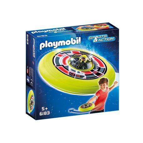 Playmobil 6183 - Frisbee z astronautą