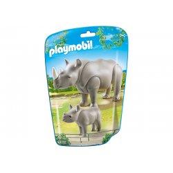 Playmobil 6638 - Nosorożce
