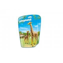 Playmobil 6640 - Żyrafa z małym