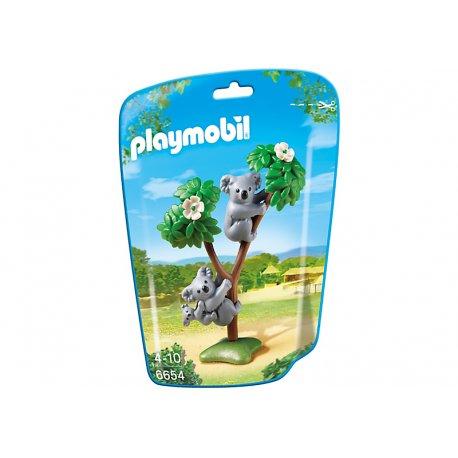 Playmobil 6654 - Rodzina koali
