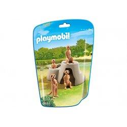 Playmobil 6655 - Surykatki