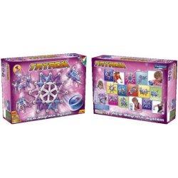 Tryron 0584 Pink - Klocki magnetyczne 69 Elementów