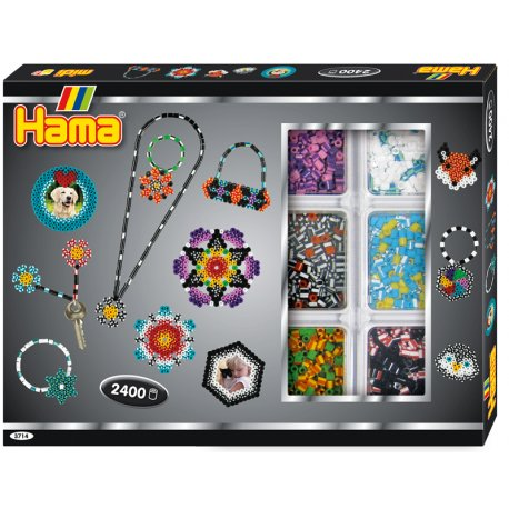 Hama 3714 - Activity Box Midi Prążkowane