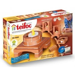 Teifoc 4020 - Lampion z Cegiełek 4 Plany