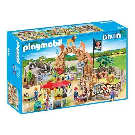 Playmobil 6636 - Moje duże ZOO