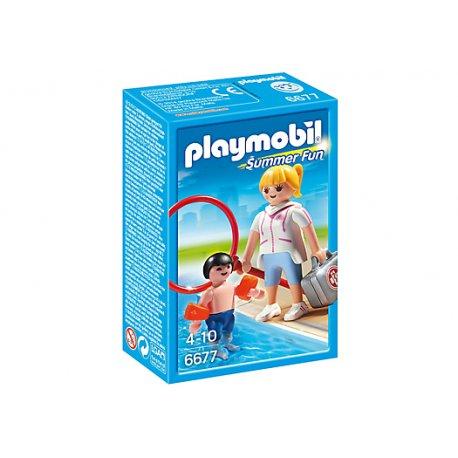 Playmobil 6677 - Ratowniczka wodna
