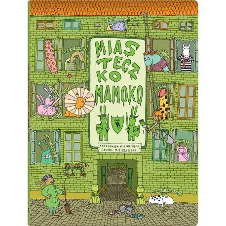 Książka Miasteczko Mamoko