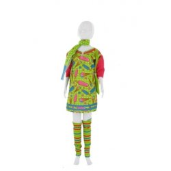 Strój Dress your doll - Sally Cat - sweter + getry