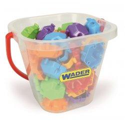 Wader 41620 - Klocki Puzzle 48el w Wiaderku