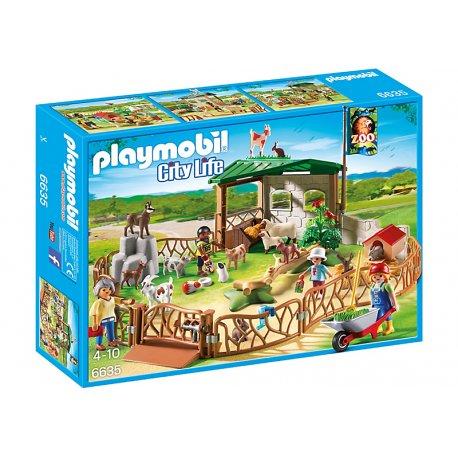 Playmobil 6635 - Małe ZOO
