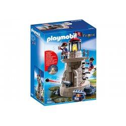 Playmobil 6680 - Wieża wojskowa z oświetleniem