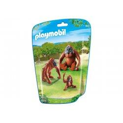 Playmobil 6648 - Rodzina orangutanów