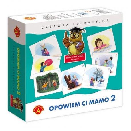 Opowiem Ci Mamo 2 - Zabawka Edukacyjna