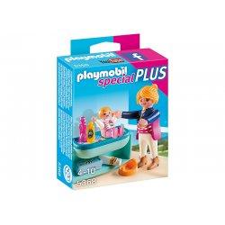 Playmobil 5368 - Mama z dzieckiem i przewijakiem