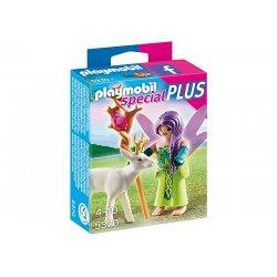 Playmobil 5370 - Wróżka z magicznym jeleniem