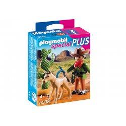 Playmobil 5373 - Kowboj ze źrebięciem