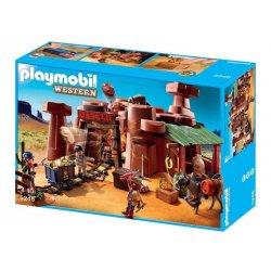 Playmobil 5246 - Kopalnia złota z ładunkiem wybuchowym