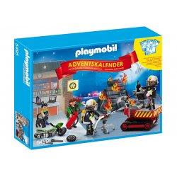 """Playmobil 5495 - Kalendarz adwentowy """"Akcja straży pożarnej"""""""