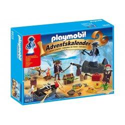 """Playmobil 6625 - Kalendarz adwentowy """"Tajemicza piracka wyspa skarbów"""""""