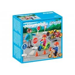 Playmobil 5571 - Bezpiecznie w Ruchu Miejskim