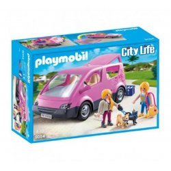 Playmobil 9054 - Miejski Van - seria City Life