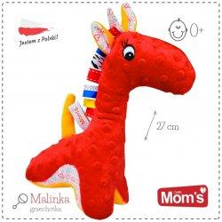 Hencz 346 Malinka - Grzechotka Żyrafa