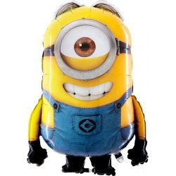 Balon Minion Stuart 30""