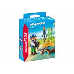 Playmobil 5376 - Obserwatorka wydr