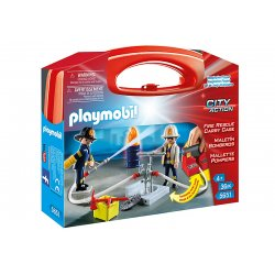 Playmobil 5651 - Przenośna skrzynka Strażacy