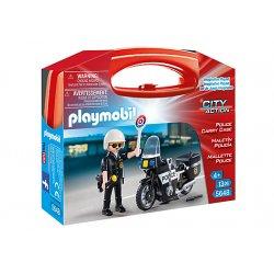 Playmobil 5648 - Przenośna skrzyneczka policja