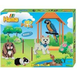 Hama 3147 - Zwierzaki - Koraliki midi