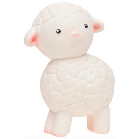Owieczka - piszczek dla niemowlaka - Lanco 1057