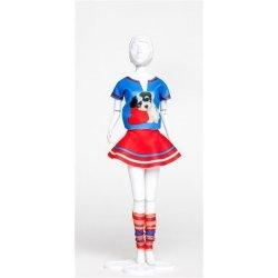 Strój Dress your doll - Tiny my sweety - t-shirt i spódniczka