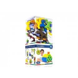 Klocki plastikowe Incastro Cube XL - 100 szt