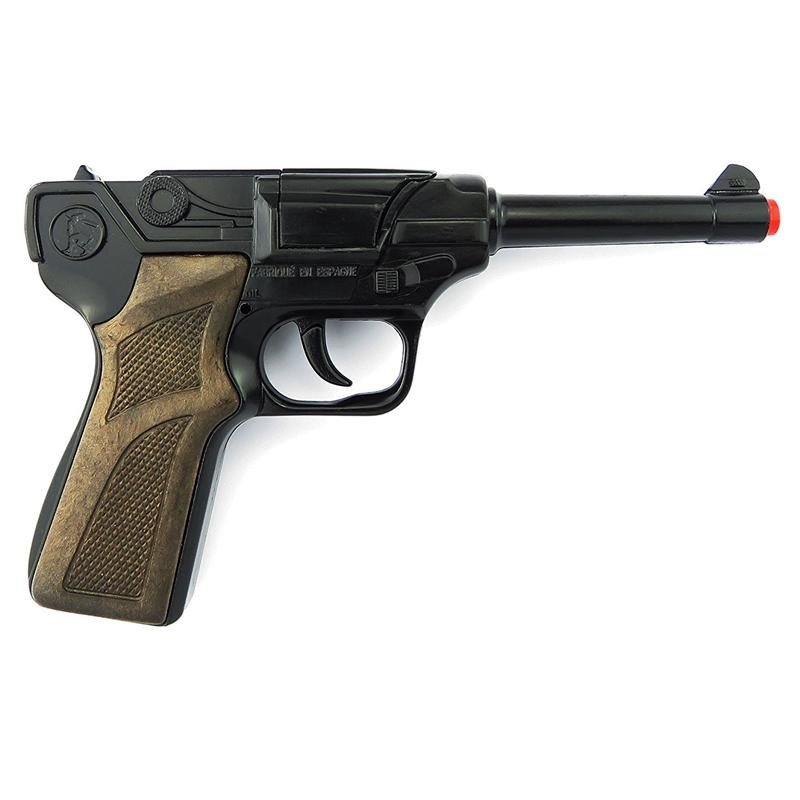 Policyjny pistolet na kapiszony Gonher 124/6