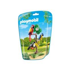 Playmobil 6653 - Papugi i tukan