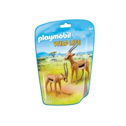 Playmobil 6942 - Gazele